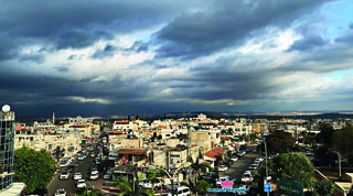 אתר קורונה לעיריית טירה