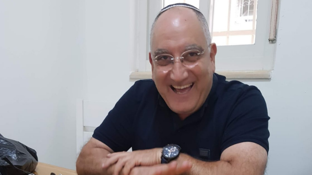 """דוד אלימלך ז""""ל"""
