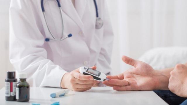מרפאה לחולי סוכרת