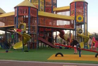 פארק עתידים בהוד השרון. צילום: עדי צור