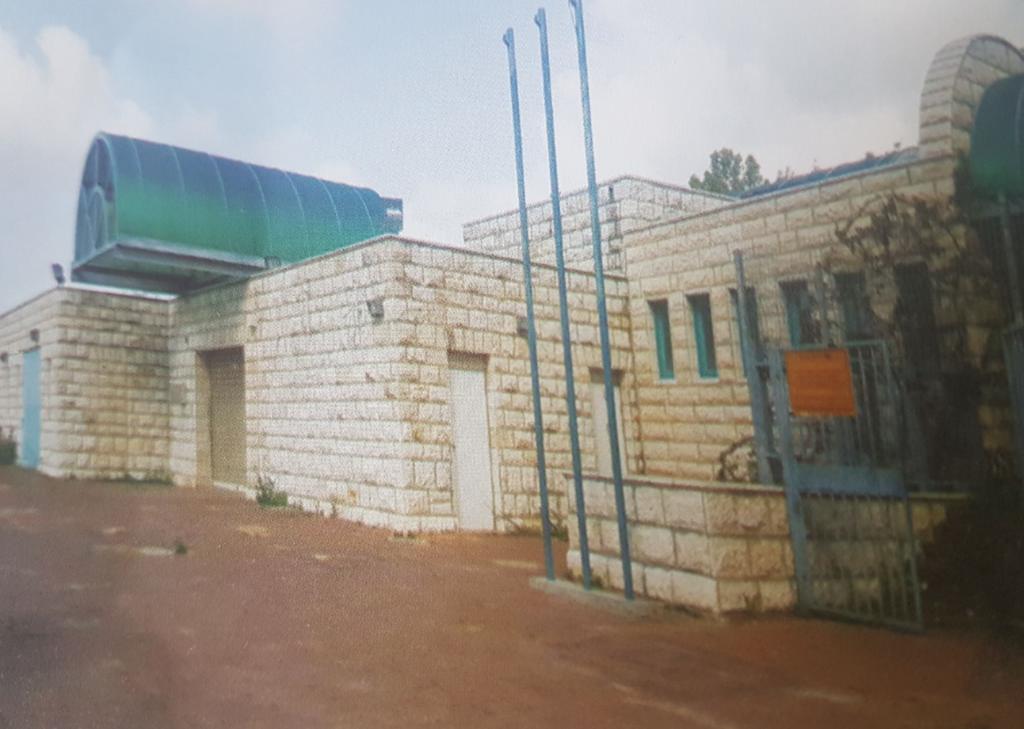 תחנת הרכבת ההיסטורית. צילום: עיריית ראש העין