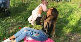 image נופר רווח מועלם אמא לתינוק בן שלושה חודשים נהרגה בתאונת דרכים (צילום: פרטי)