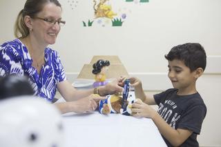 צילום: דוברות מרכז שניידר לרפואת ילדים