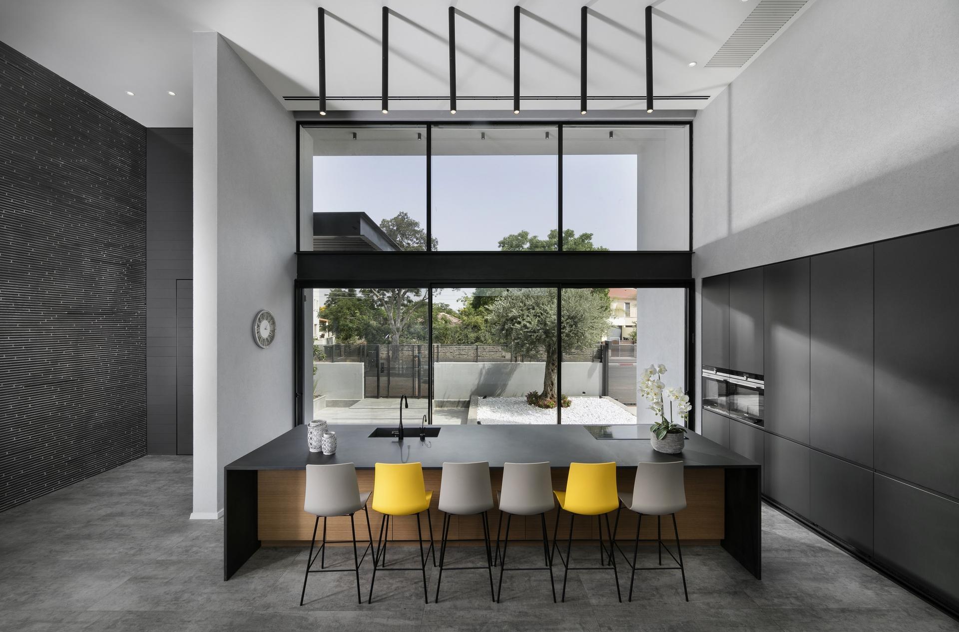 משטחי למינם, תכנון אדריכלית יעלה דגנית איבגי. צילום: אלעד גונן