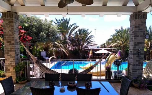 להרגיש בחופשה במלון בוטיק, 2 דקות מדרך רמתיים | צילום: איריס גבריאל, רי/מקס
