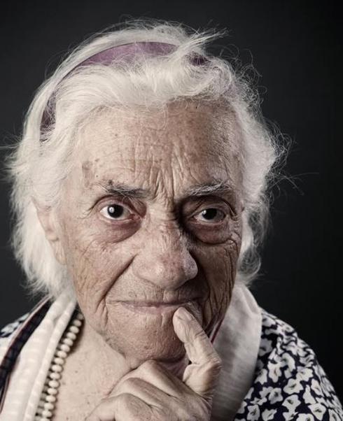 חנה פישלוביץ,  מתוך התערוכה | צילום: אסף פרידמן
