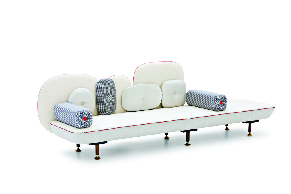 מערכת ישיבה אסמטרית בעיצוב דושי ולויאן - My Beautiful Backside . טולמנ'ס