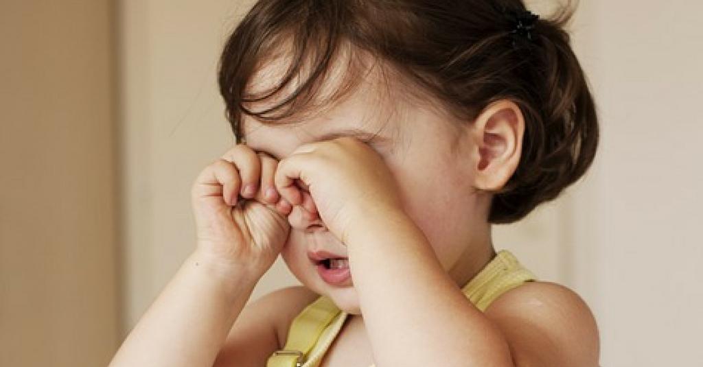 ילדה בוכה, pixabay